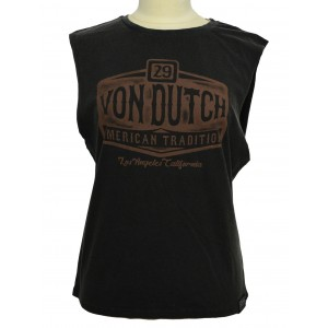 Von Dutch - American Tradition Oversized Shirt