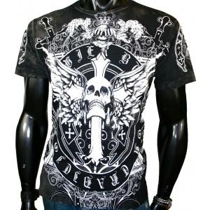 Xzavier - Warrior T-Shirt Front