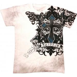 Xzavier - Fearless Cyanic T-Shirt