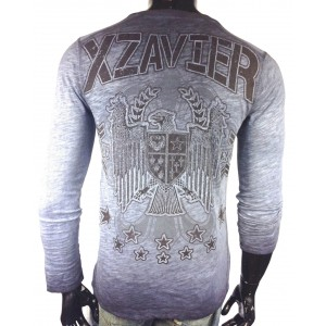 Xzavier - LIMITED Liberty Eagle Longsleeve T-Shirt