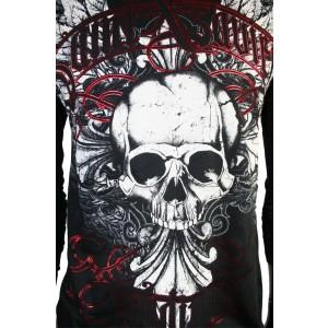 Xzavier - Saint Skull Longsleeve T-Shirt