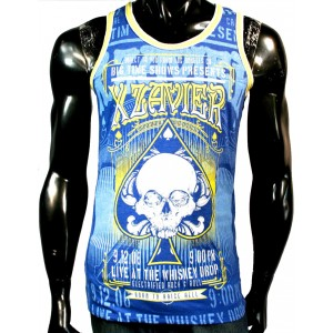 Xzavier - Ace of Spades Tank Top Shirt