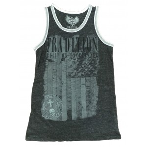 Xzavier - Patriots Tank Top Shirt