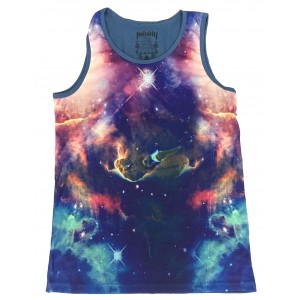 Xzavier - Nobility Galaxy Tank Top Shirt