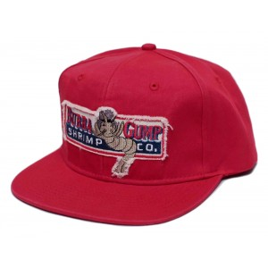 Retro Cap -  Bubba Gump Shrimp Co. Snapback Cap