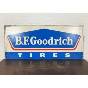 B.F. Goodrich Tires Schild