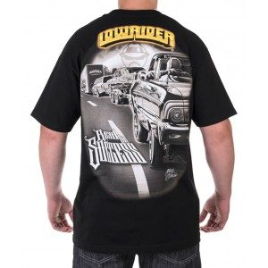 Lowrider Clothing - Roadtrip Tee