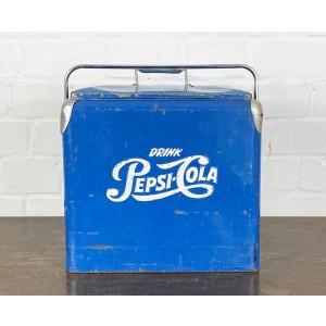 Pepsi Cola Picnic Cooler