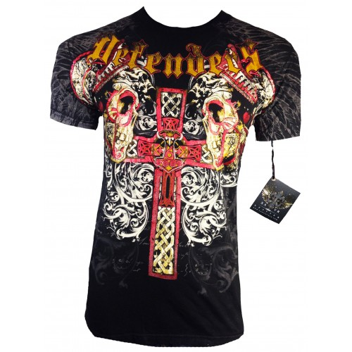 Xzavier - Ancient Defenders T-Shirt Front