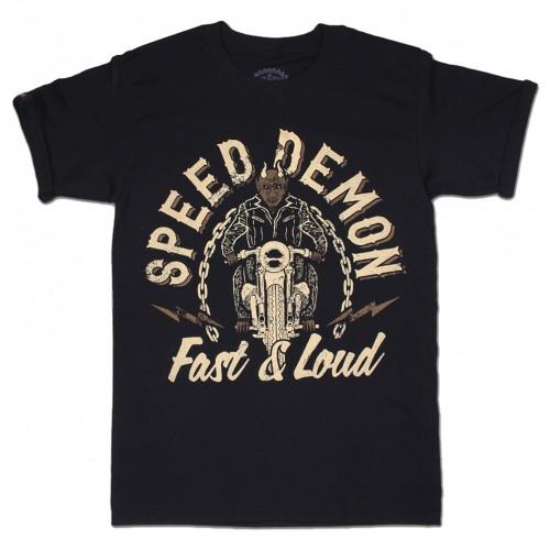 La Marca Del Diablo - Fast&Loud Speed Demons T-Shirt Front