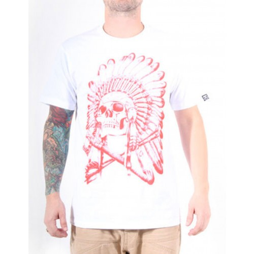 Fatal Clothing - Fire Water T-Shirt Front