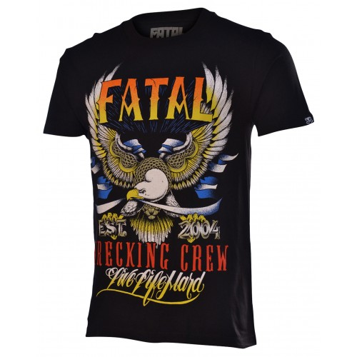 Fatal Clothing - Roots T-Shirt Front