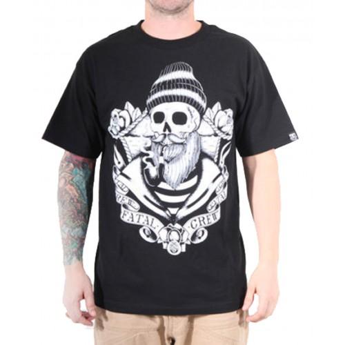 Fatal Clothing - Sailor Skull T-Shirt Front