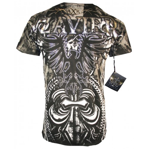 Xzavier - Fenix Thorns T-Shirt Back
