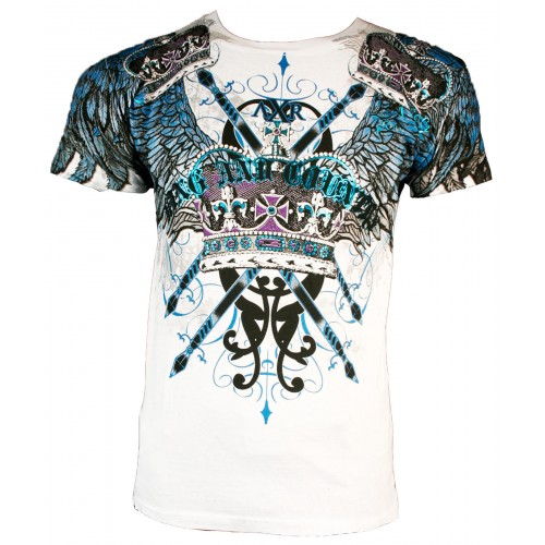 Xzavier - Hail the King T-Shirt Front