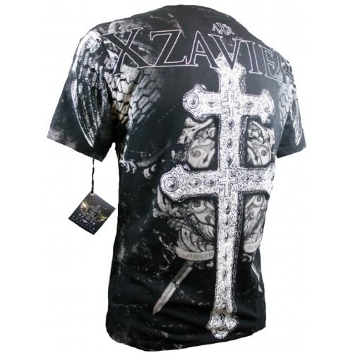 Xzavier - Strength & Honor T-Shirt Side