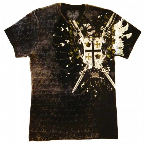 Xzavier - Knight Legion T-Shirt Front
