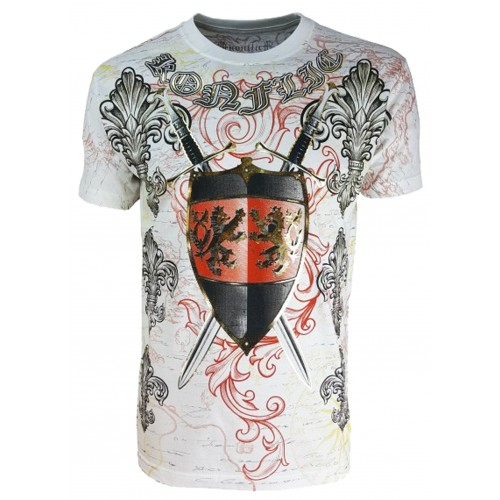 Konflic Clothing - King Shield T-Shirt