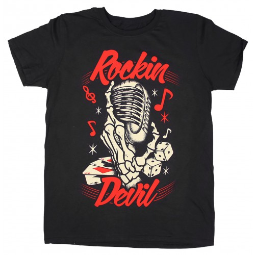 La Marca Del Diablo - Rockin Devil T-Shirt