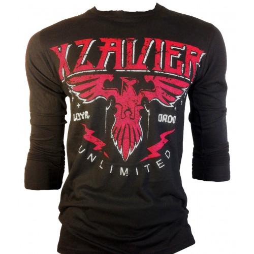 Xzavier - Loyal Order Longsleeve T-Shirt Front
