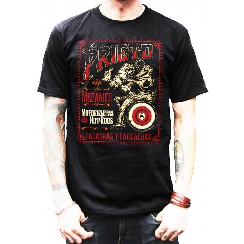 La Marca Del Diablo - El Prieto T-Shirt Front