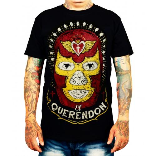 La Marca Del Diablo - El Querendon T-Shirt Front