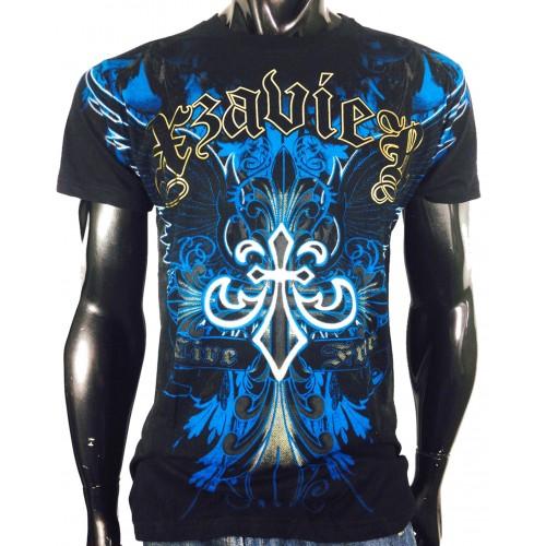 Xzavier - Rebels & Nomads T-Shirt Front