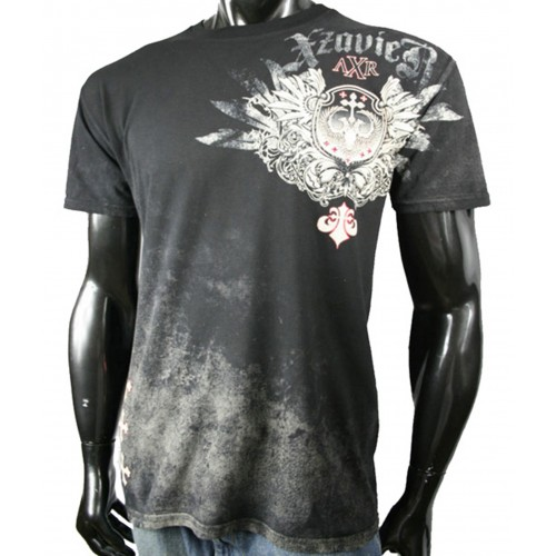 Xzavier - The Rise T-Shirt Front