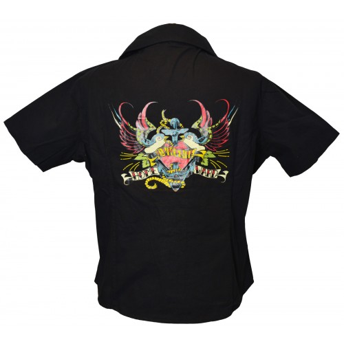 David Vicente - Home Ward Birds Work Shirt