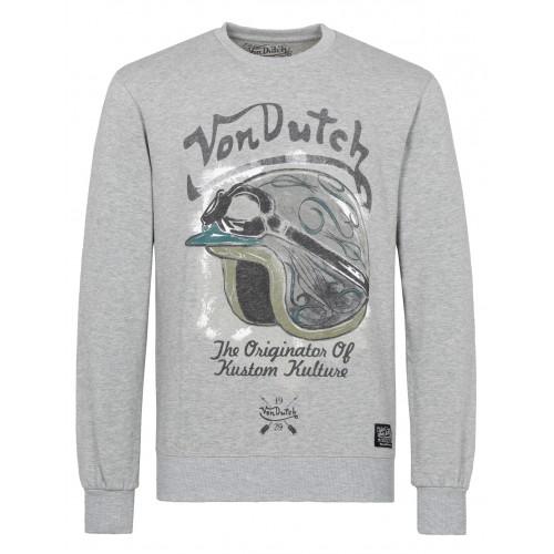 Von Dutch - VD Helmet Sweater