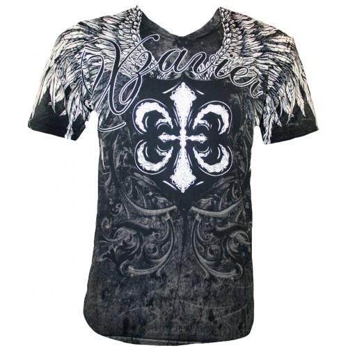 Xzavier - Wings T-Shirt Front