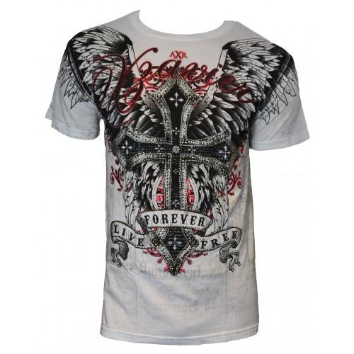 Xzavier - Forever Rhinestones/Strass T-Shirt