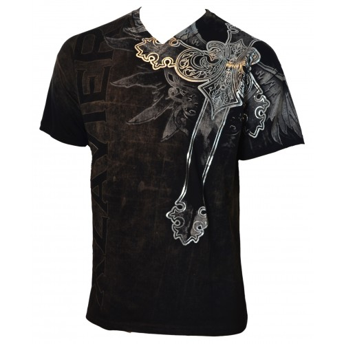 Xzavier - Righteous Cross T-Shirt