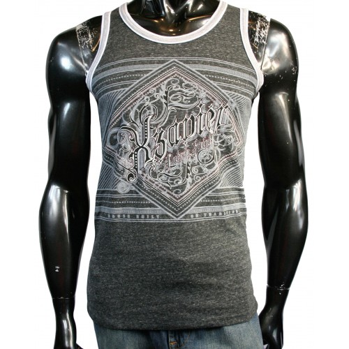 Xzavier - Patron Saint Tank Top Shirt